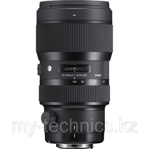 Объектив Sigma 50-100mm f/1.8 DC HSM Art FOR CANON