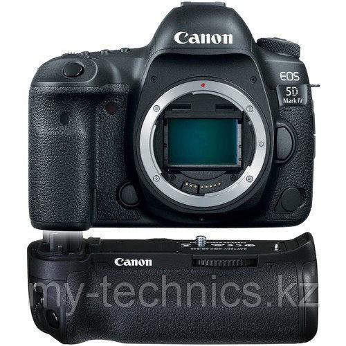 Фотоаппарат Canon EOS 5D MARK IV BODY + Battery Grip Canon BG-E20  гарантия 2 года
