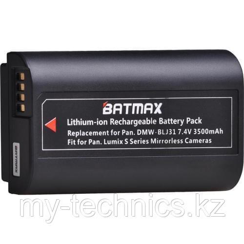 Аккумуляторная батарея Batmax DMW-BLJ31E