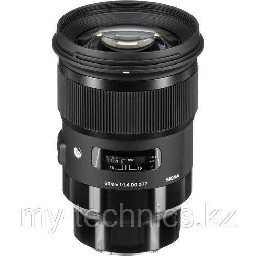 Объектив Sigma 50mm f/1.4 DG HSM Art for Sony E