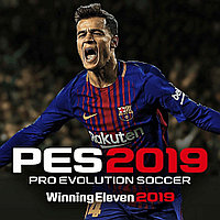 Игра Pro Evolution Soccer 2019 (PES 19) (PS4)