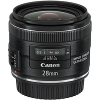 Объектив Canon EF 28mm F/2.8 IS USM, фото 1