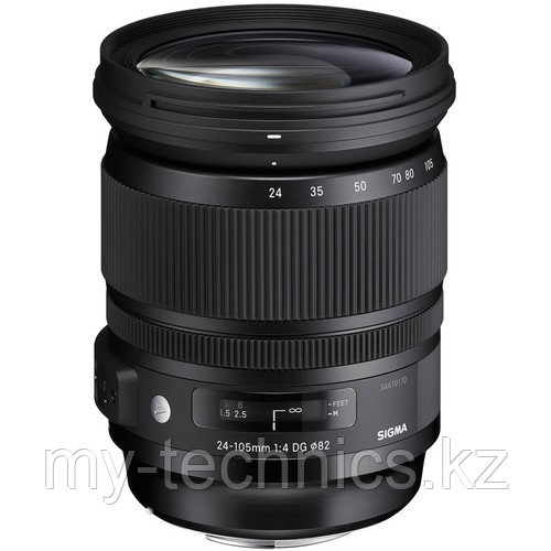 Объектив Sigma 24-105mm f/4 DG OS HSM Art Canon