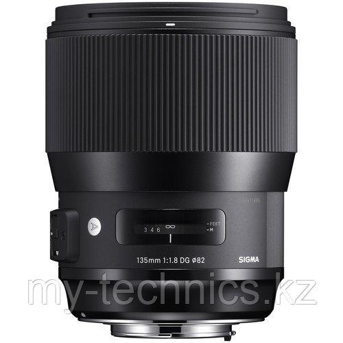 Sigma 135mm f/1.8 DG HSM Art для Canon
