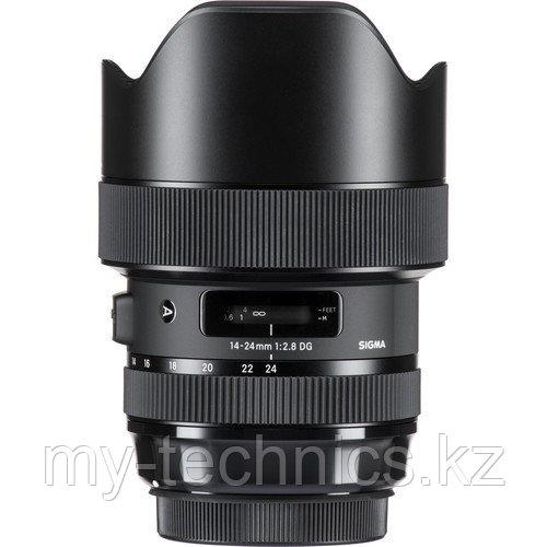 Объектив Sigma 14-24mm f/2.8 DG HSM Art Nikon