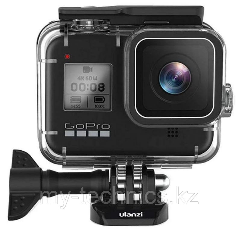 GoPro HERO 8 Black Edition (CHDHX-801-RW) + Аквабокс