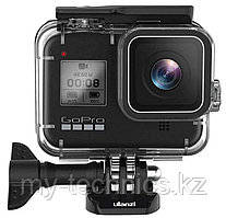 GoPro HERO 8 Black Edition (CHDHX-801-RW) + Аквабокс Ulanzi G8-1 (1735)
