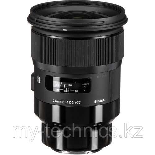 Объектив Sigma 24mm f/1.4 DG HSM Art for Sony E
