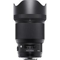 Объектив Sigma 85mm f/1.4 DG HSM Art for Sony, фото 1