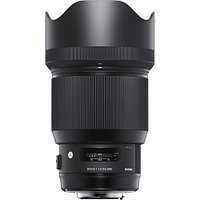 Sigma 85mm f/1.4 DG HSM Art for Sony, фото 1