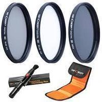 K&F Набор фильтров 67 мм (UV, CPL, ND4)  SKU0012
