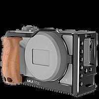 Canon PowerShot G7X Mark III + Клетка Ulanzi, фото 1