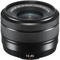 Fujifilm XC 15-45mm F/3.5-5.6 OIS PZ Black