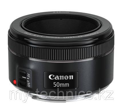 Объектив Canon 50mm f.1.8 STM