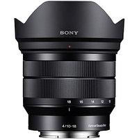 Объектив Sony E 10-18mm f/4 OSS, фото 1