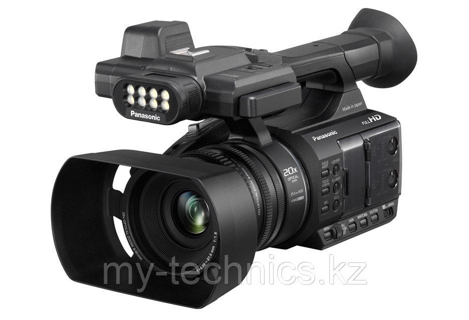 Профессиональная видеокамера Panasonic AG-AC30EN + дополнительный аккумулятор VW-VBD58