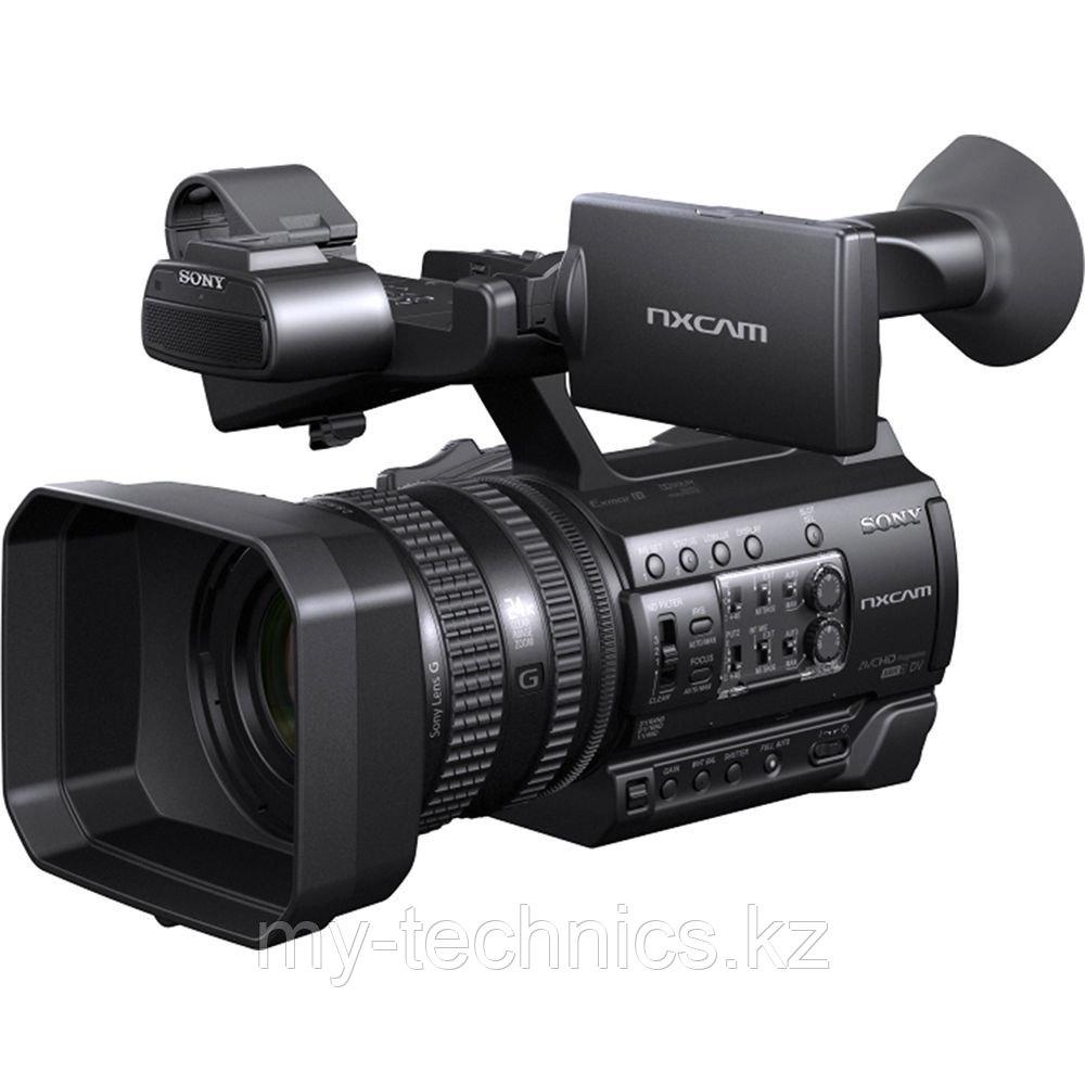 Профессиональная видеокамера Sony HXR-NX100 + дополнительный аккумулятор F970