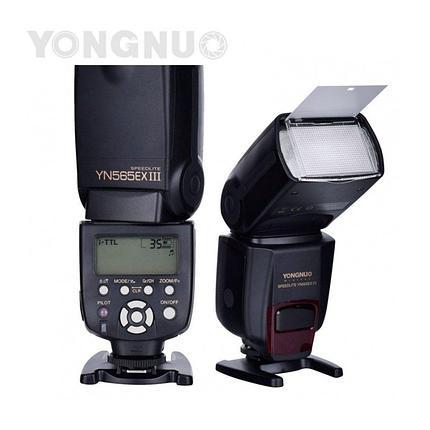 YN SPEEDLITE -565EX III для CANON от Yongnuo для EOS 7D, 70D, 60D, 750D, 700D, 650D, 600D, фото 2