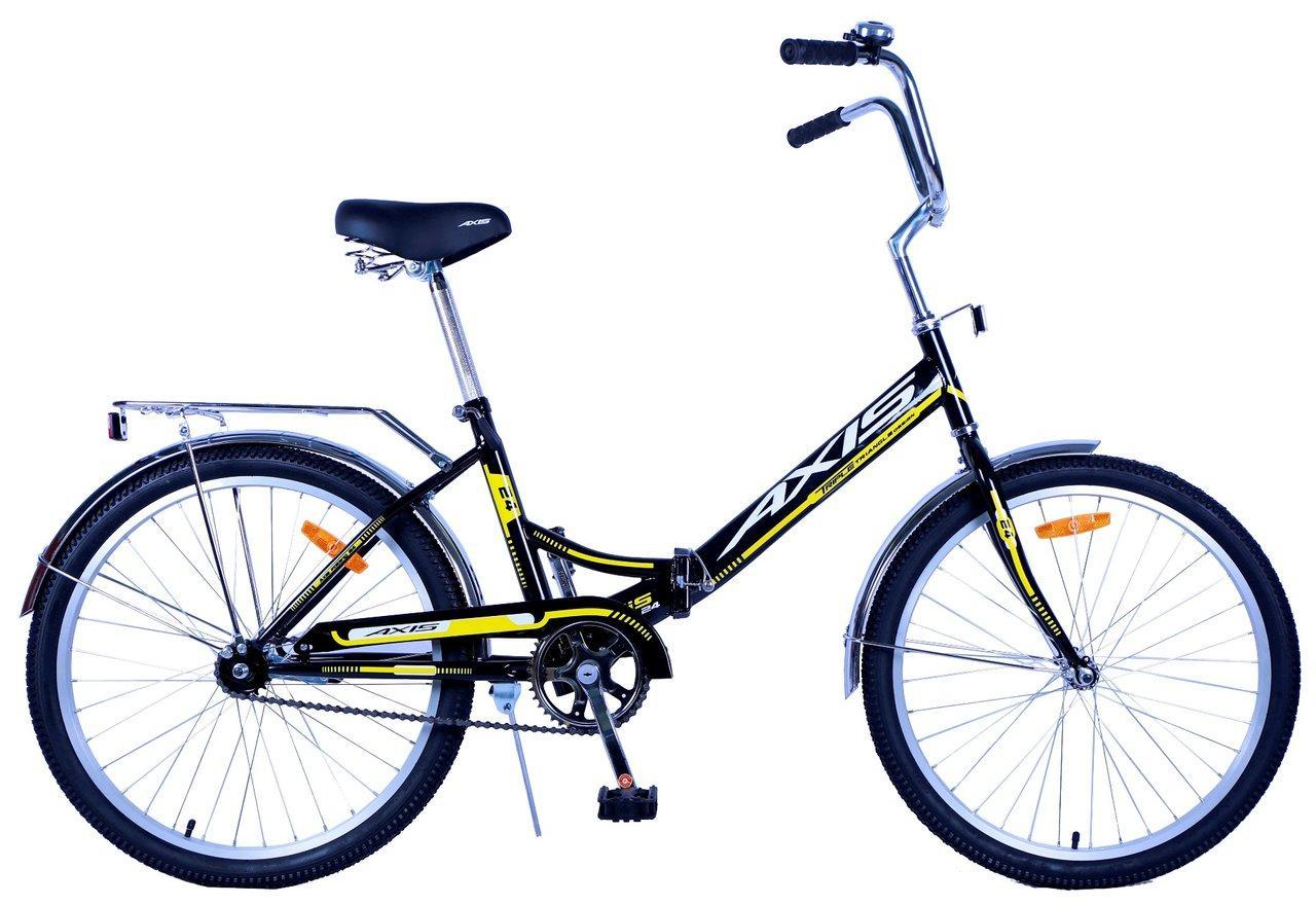"""Складной велосипед Axis 24"""" колеса. Kaspi RED. Рассрочка."""