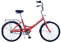 """Складной велосипед Axis 24"""" колеса. Рассрочка. Kaspi RED"""