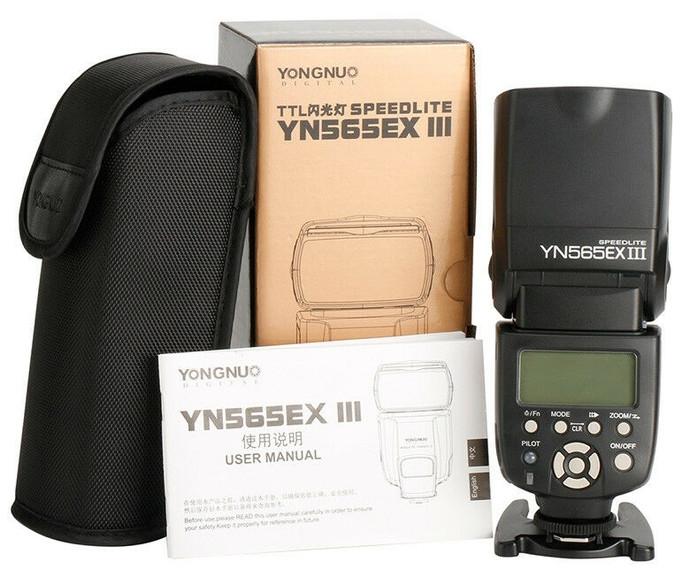 YN SPEDLITE -565EX III для Nikon от Yongnuo для YN600EX-RT YN568EX III,Nikon SB-910, 900.