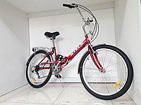 Складной велосипед Stels Pilot 750 24 колеса со скоростями. Рассрочка. Kaspi RED.