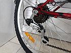 Складной велосипед Stels Pilot 750 24 колеса со скоростями, фото 4