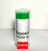 Микробраши 100шт/уп в стаканчике, фото 1