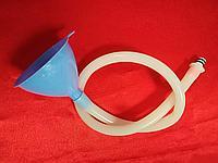 Воронка с силиконовым шлангом для залива воды в аппараты, фото 1