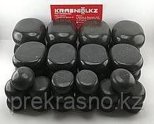 Набор массажных камней из базальта 36шт