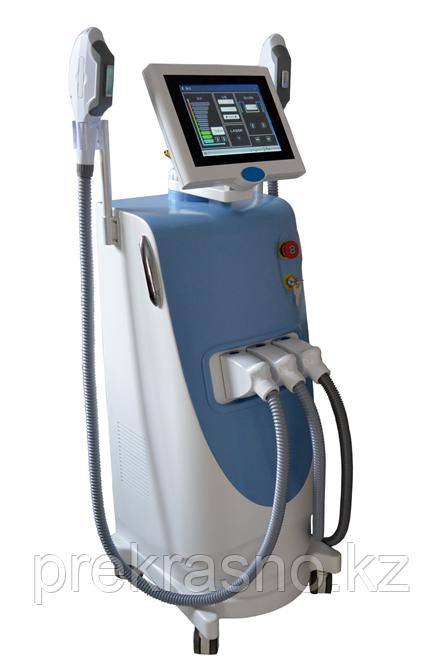 Аппарат SKINPULSE (IPL)+SHR+ND YAG MX-E7