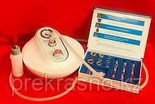 Аппарат алмазная микродермабразия и спреер Clean 2in1