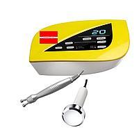 Аппарат микротоковой терапии и ультразвук желтый
