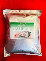 Альгинат маска 1кг Зеленый чай для жирной и проблемной кожи, фото 1