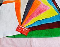 Полотенце махровое 40*70 цвета