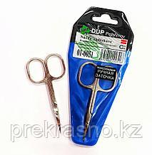 Ножницы маникюрные Чехия для кутикулы изогнутые DUP051
