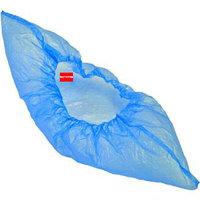 Бахилы синие 14 микр 100пар KZ