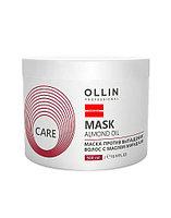 Маска 500мл против выпадения волос с маслом миндаля Ollin Care
