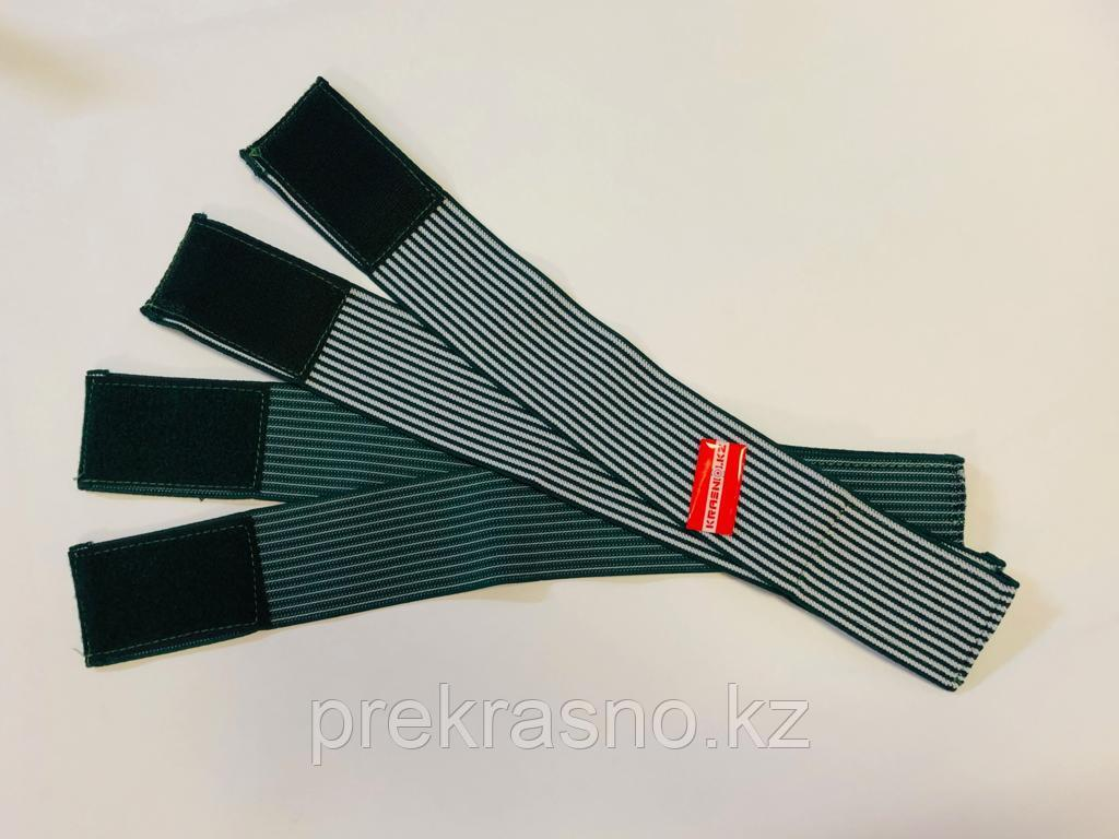 Бандажи-резинки на липучках широкие