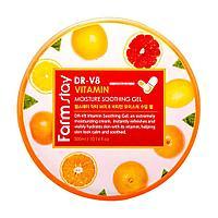 Многофункциональный витаминный гель FARMSTAY Moisture Soothing Gel Vitamin 300 мл
