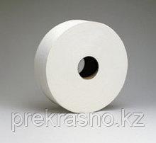 Туалетная бумага Джамбо в рулонах EUROSTANDART, 2-сл., 100% целлюлоза, 150м