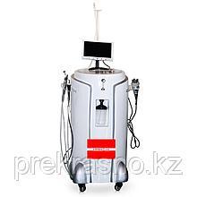 Аппарат 7в1 RF вакуум микротоки ультразвук спреер ароматерапия