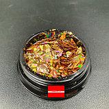 Дизайн для ногтей Битое стекло 1гр Boya, фото 3