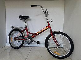 """Складной велосипед Десна 2200 20"""" колеса. Kaspi RED. Рассрочка."""