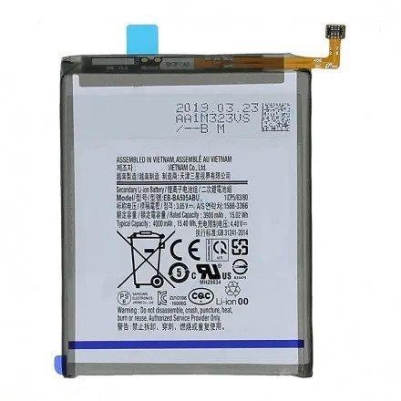 Заводской аккумулятор для Samsung Galaxy A20/A30/A50 2019 (EB-BA505ABU, 4000mah)