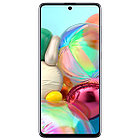 Смартфон Samsung Galaxy A71 Silver (SM-A715FZSUSKZ)