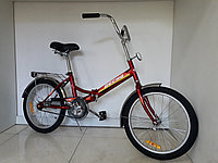 """Складной велосипед Десна 2200 20"""" колеса. Рассрочка. Kaspi RED."""