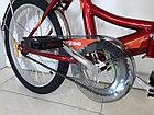 """Складной велосипед Десна 2200 20"""" колеса. Рассрочка. Kaspi RED., фото 4"""