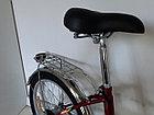 """Складной велосипед Десна 2200 20"""" колеса. Рассрочка. Kaspi RED., фото 7"""