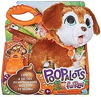 Интерактивная игрушка какающая собака на поводке Hasbro FurReal Poopalots